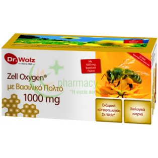 DR.WOLZ - Zell Oxygen + Royal Jelly 1000mg 14 x 20mL